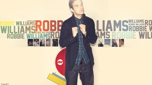 Robbie Williams Wallpapers by JandoDC