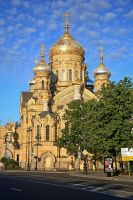 The Church Of The Dormition by Zaratra
