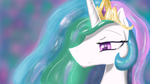 Celestia portrait by sunran80