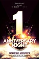 Anniversary Night Flyer by styleWish