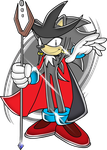 SA: Platinum the Hedgehog by Omegarix93