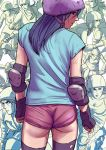 Roller Derby Color by Tohad