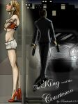 The King and the Courtesan by pseudocide335