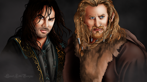 Dwarf Princes by SweetLittleVampire