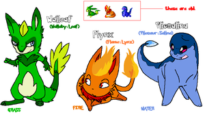 Old Fakemon by Night-Wolf122