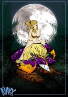 The Maxx and Julie Winters by domfoz
