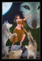 Dancing with Wolves by Devil-Wolf-1999