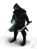 Assassin by lithriel