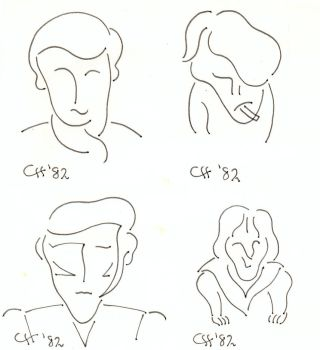 Faces 3 by christopherhester