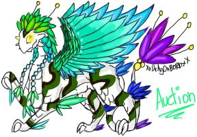 Feathered Dragon Auction 1 :CLOSED: by TheDragonsDomain