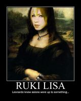 Ruki motivational poster by LadyxBloodyxInk