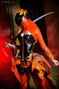 Blade and soul cosplay by LanaTemirova