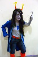Marquise Spinneret Mindfang - Flarp Vriska Cosplay by akiuSerket