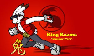YOTR - King Kazma by Coshi-Dragonite