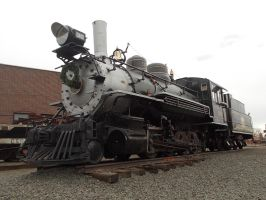 ...Another 2-8-0 Too. by Sampug394