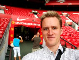 me at trafford by KingSting