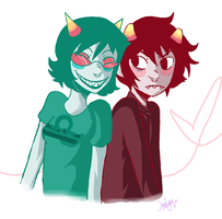 Oh Mr.Vantas, Oh by Indigo-Faygo