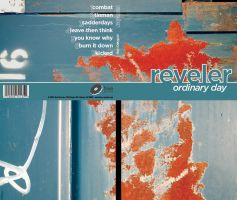Reveler Album cover by OBEY-OBEY