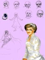 Character Sheet: Diana, Princess of Wales by AngelLux13