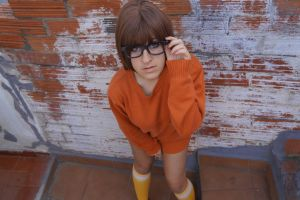 velma cosplay scooby doo by Shoratime-vocaloid