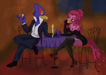 Table for Two Please by I-Redeemer-I