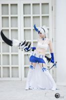 Absol Gijinka - Pokemon Cosplay by ArashiHeartgramm
