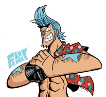 Meet Franky by TheSteveYurko