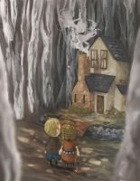 hansel and gretel by sc-parade