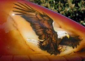 Harley Airbrush by goor