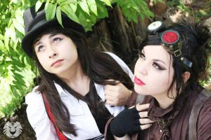 Steampunk 2015 by puppetmissing