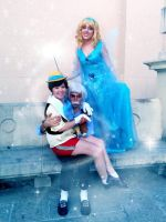 When You wish upon a star (Pinocchio cosplay) by Madoka-swan