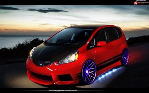 Honda Fit by hesoyam25