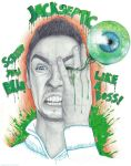 Jacksepticeye Portrait by GagaPotterTribute