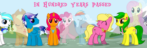 In Hundred Years Passed - Commission by Scootaloooo