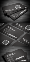 Social QR Code Business Card by FlowPixel