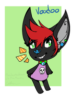 Example of YCH by xXTheMooXx