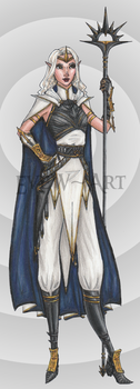 Thenera - Redesign (Coloured) by Thursday-Rose