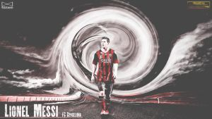 Lionel Messi - the Chosen | 2013-2014 by eL-Kira
