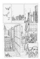 dAREDEVIL SAMPLE PAGE 01 OF 5 by FabsBohrer