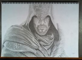 Assassin's Creed Revelations by Artists-eye-view