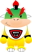 Bowser Jr. by Assassin--Knight
