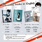 + ENGLISH PREORDER + by Moemai