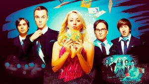 The Big Bang Theory wallpaper 5 by HappinessIsMusic
