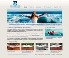 whirlpool spa manufacturers by by WebMagic