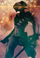 speed paint 2012 03 13 by torvenius