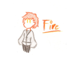 Fire Shadie (Ponderosa777Pine's OC Request) by AmbiguouslyAwesome1