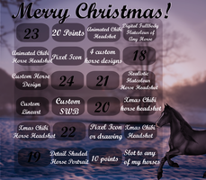 Advent Calender 2014 by Kawisaurus