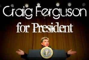 Ferguson for President by Bardagh