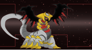 alt giratina wallpaper by Elsdrake