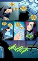 Test S.H.I.E.L.D. comic Page Four by Saturn-Kitty